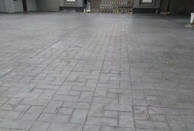 四川压印地坪工程