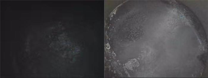 积碳清洗图片效果