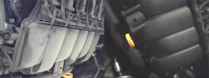 发动机清洗图片展示