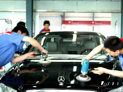 汽车保养服务图片展示