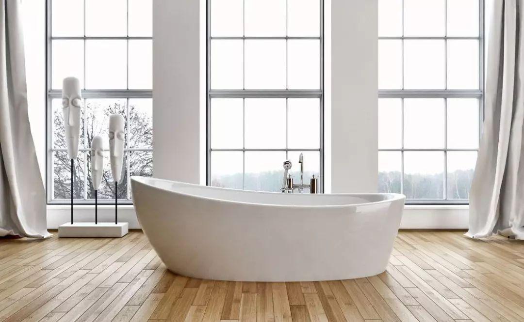 亚克力浴缸您了解多少?具有哪些优点与不足