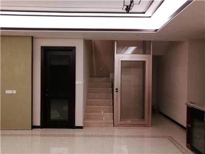 河南钢带平台电梯安装