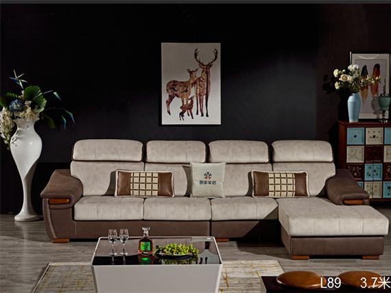朗家沙发定制-型号L89