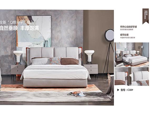 四川软床-型号C18