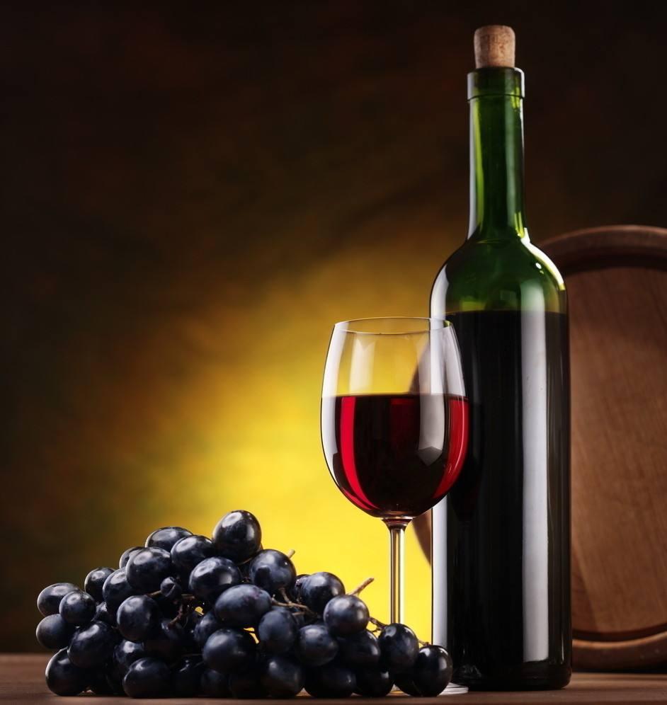 干红葡萄酒功效
