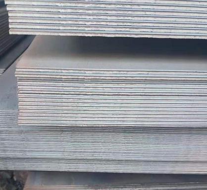 钢板镀锌构件