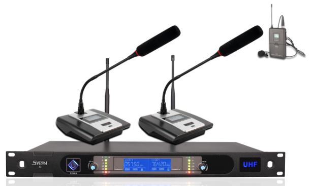 校園會議固頻會議無線麥克風 X2固U