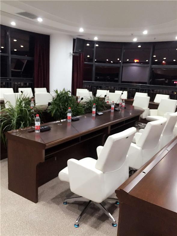 贝博德甲哈曼皇冠会议集成系统项目施工