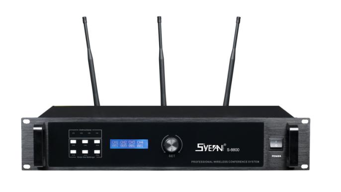 會議專用無線會議系統 S-8800