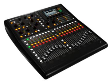 數字調音臺 百靈達X32P 移動音樂現場錄制 錄音室專用