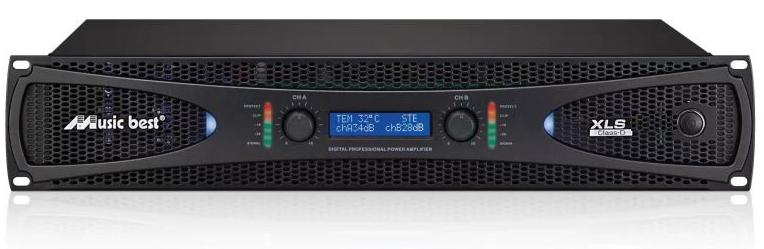 全場擴聲揚聲器電子數字功放(線陣主音) Musicbest XLS1502