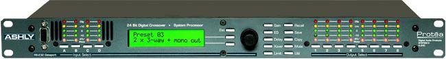 數字處理器 雅士尼/4.8 可指定任意輸入輸出 酒吧專用處理器