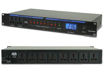 酒吧音響集成系統專用8路電源