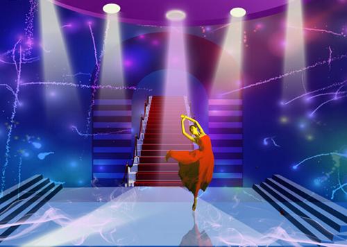 舞台搭建常用的方法有哪些,怎么利用灯光架配合搭建舞台?