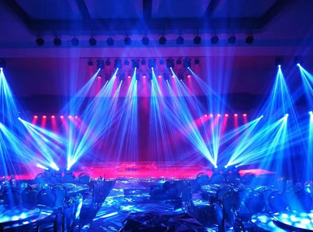 舞臺表演燈光的知識與運用方法介紹