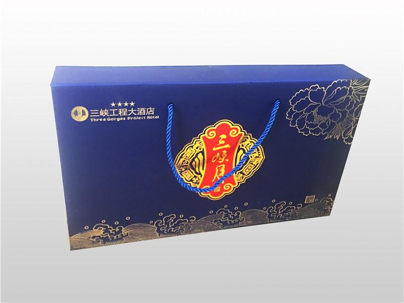 礼品盒定制包装案例