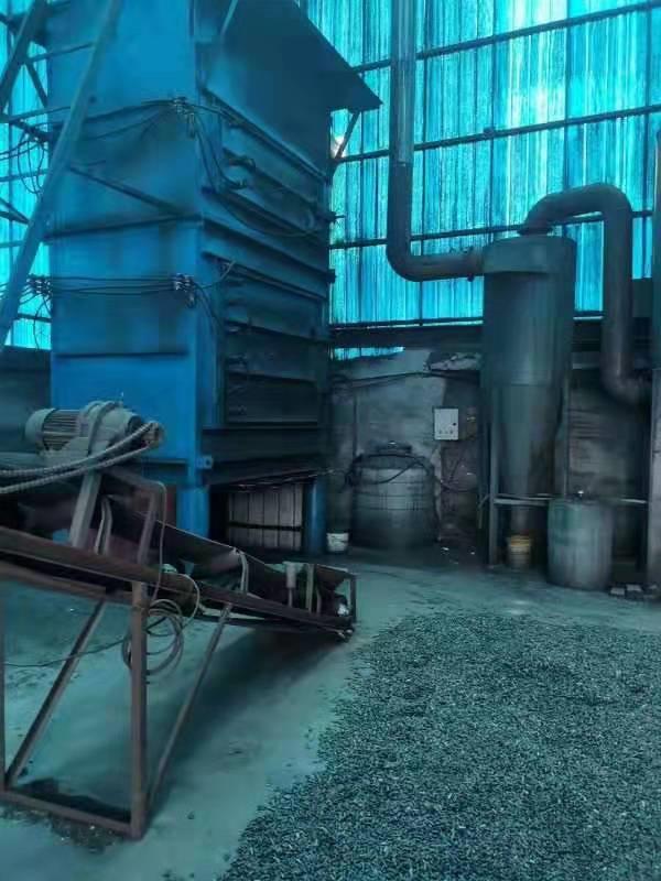 四川眉山污水厂合作项目:湖南蜂窝斜管填料