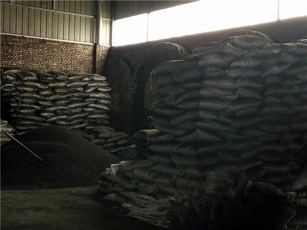 蜂窝斜管填料厂区展示