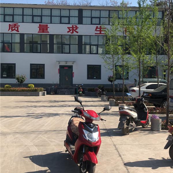 湖南聚丙烯酰胺厂区展示