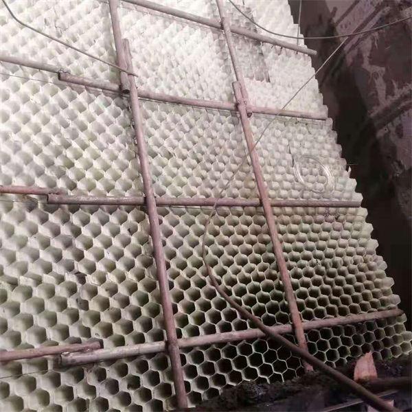 玻璃钢斜管填料