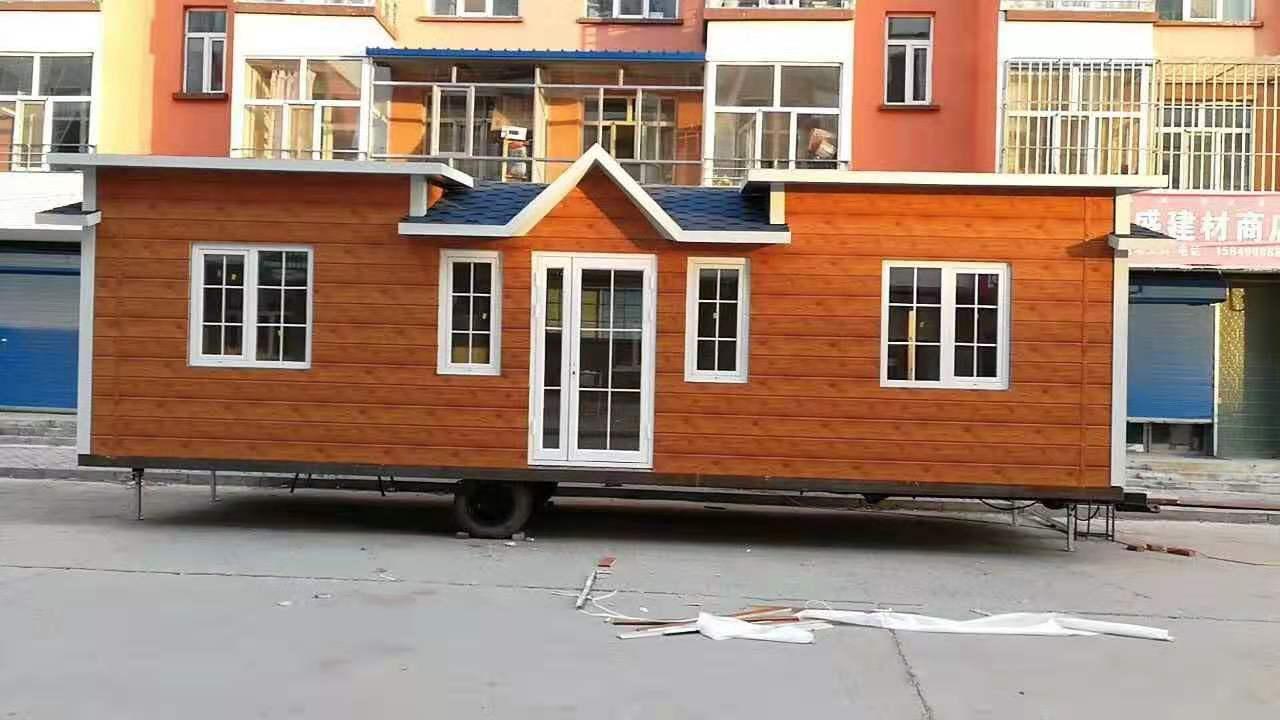 你知道多少成都集装箱房屋的优点