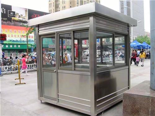 大家知道成都不锈钢岗亭的五大优点是什么吗