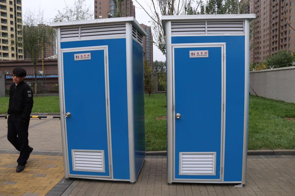成都移动厕所价格