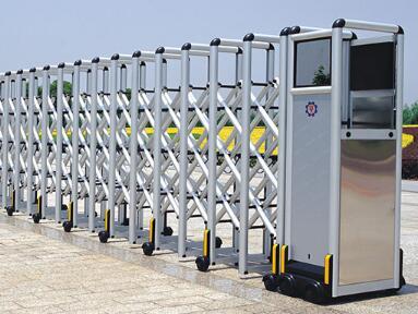 电动伸缩门安装规范要求及安装程序