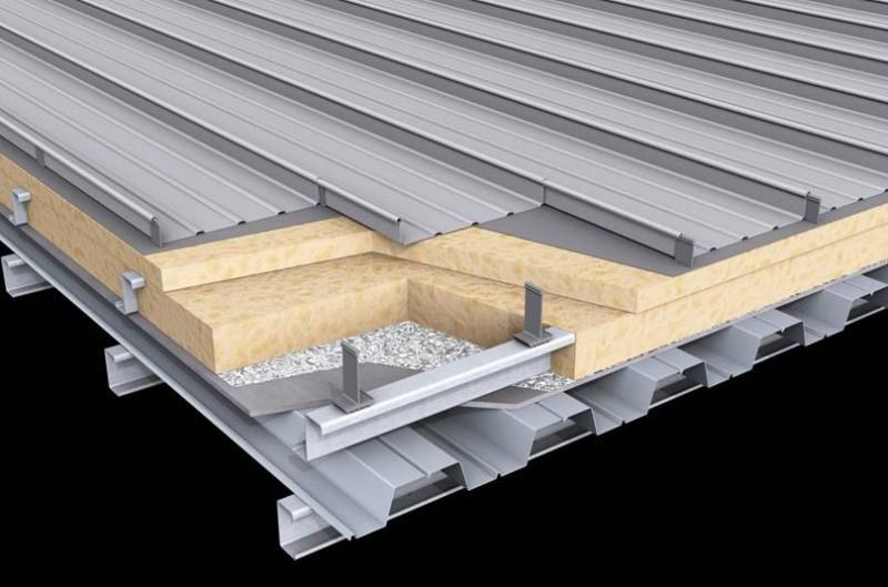 铝镁锰金属屋面施工需要注意的一些问题