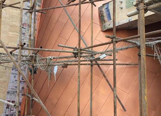 成都铝镁锰吊顶客户见证