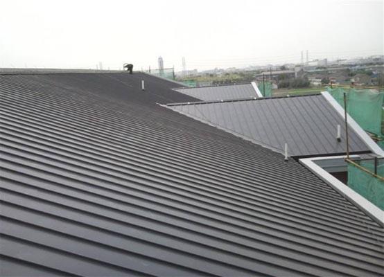 成都铝镁锰屋面合作展示