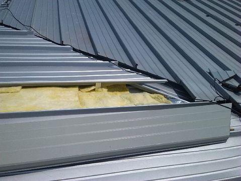 四川铝镁锰屋面是怎么样的安装