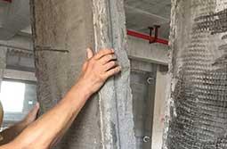 生产安装过程-隔墙板的移动!