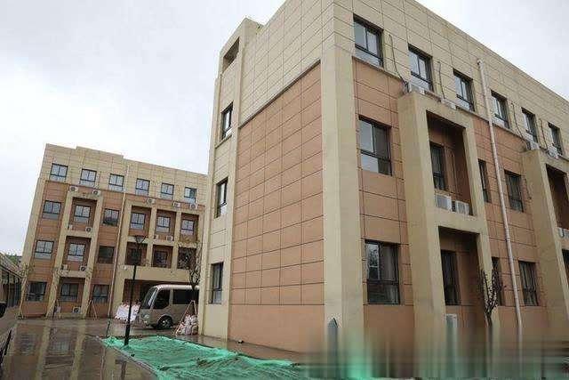 西安外国语大学大学生综合服务楼