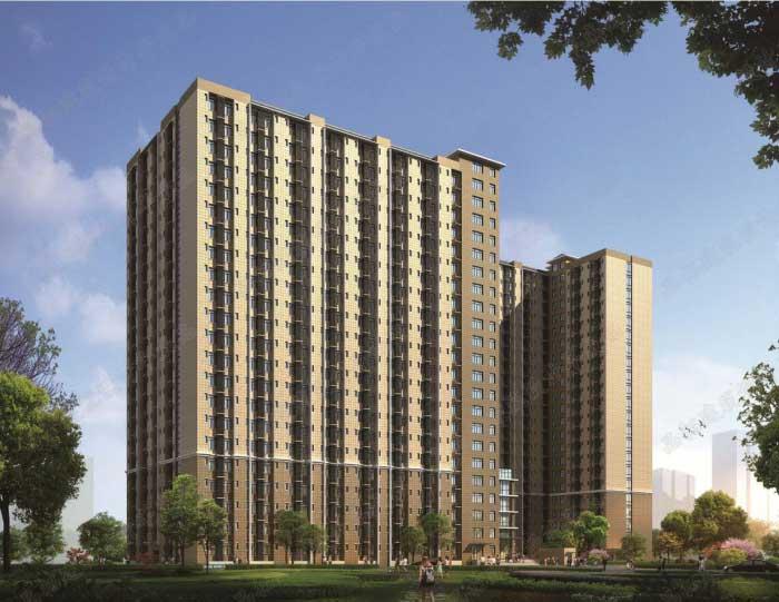 西北大学博硕公寓楼