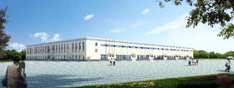 陕西华燕航空仪表有限公司惯性技术研发生产基地
