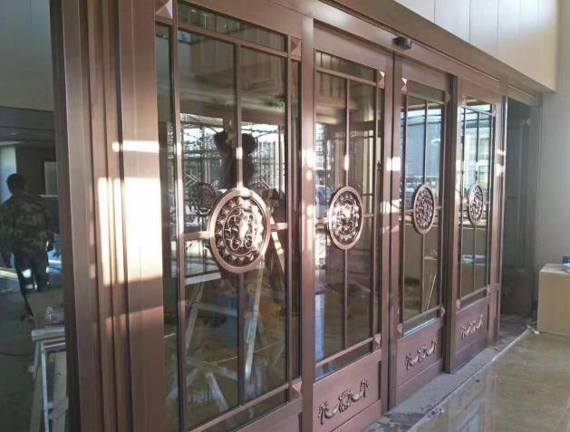 哪些场所适合安装自动门?自动门的优点有哪些?