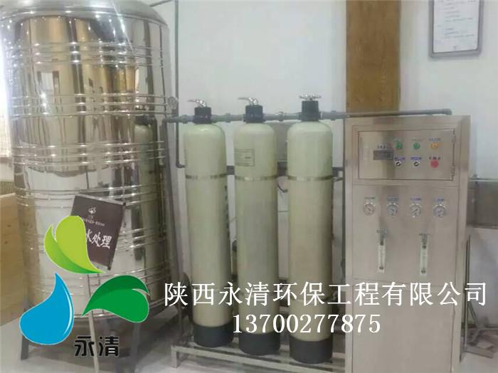 0.5吨每小时饮用水设备