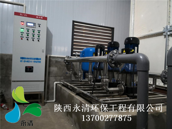 陕西低区变频供水设备
