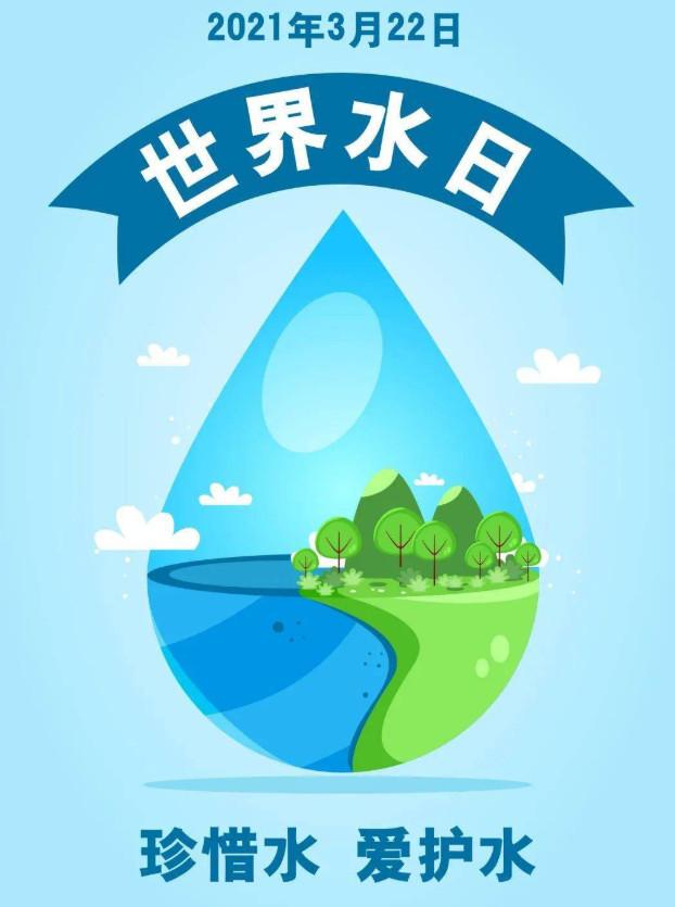 这有两个关于水的好消息和你有关!