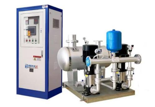 永清环保分享:无负压供水设备型号选型