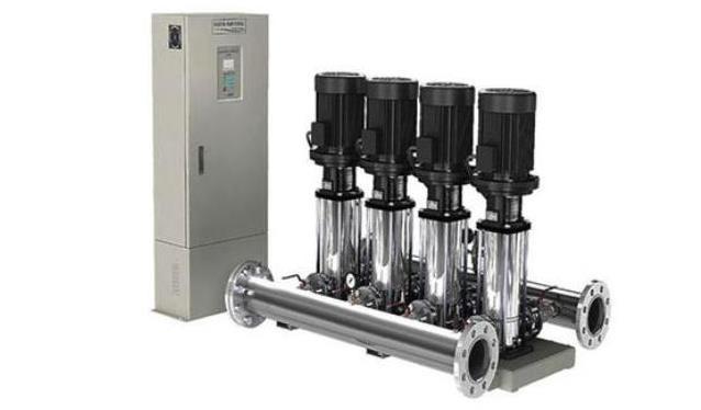 永清环保:全自动供水设备的特点及应用,自动供水设备采用水泵