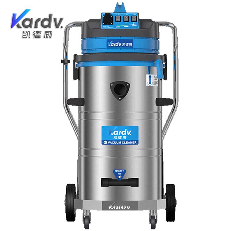 上海乐容实业讲述如何预防工业吸尘器静电现象