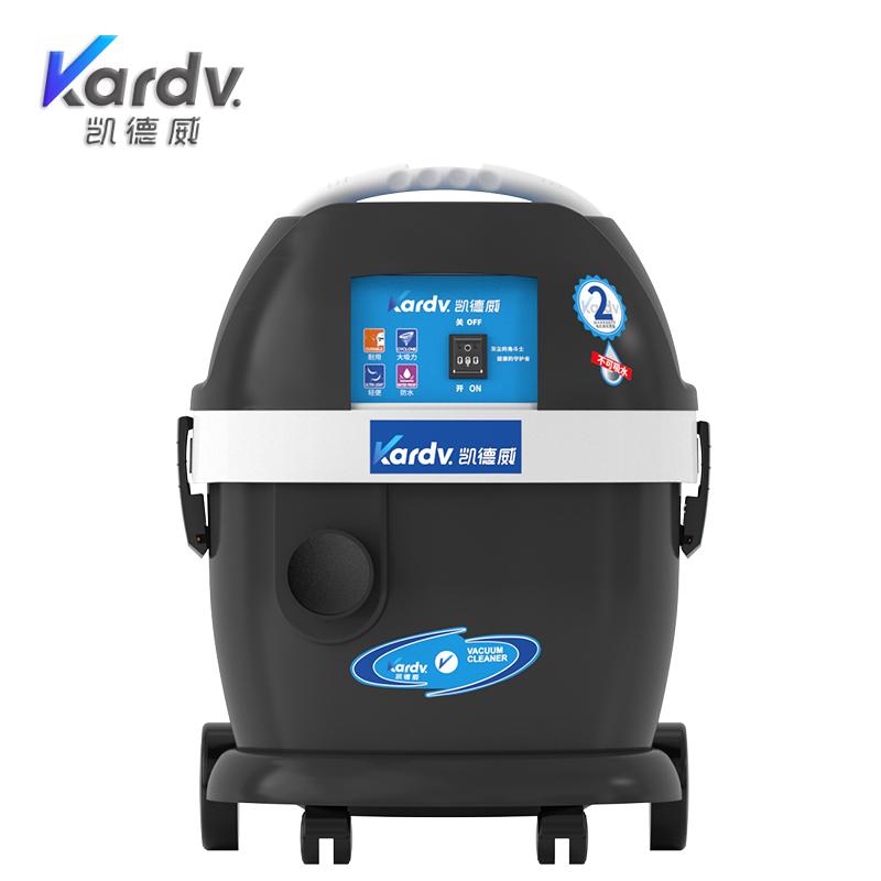 凯德威无尘室专用吸尘器-DL-1020W