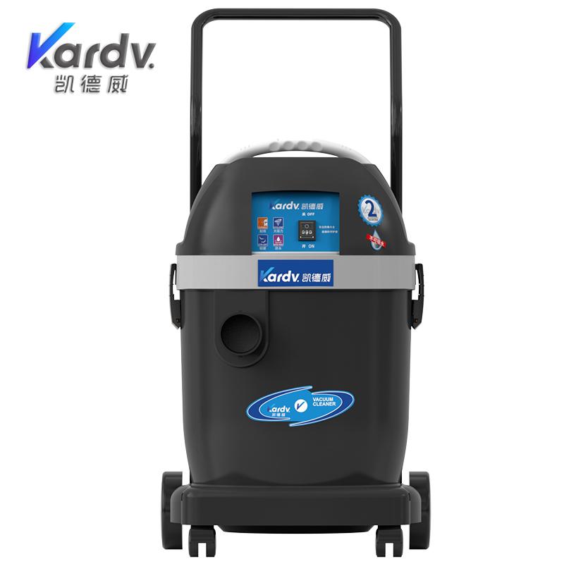 凯德威无尘室专用吸尘器-DL-1232W