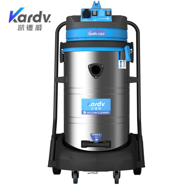 工业吸尘器在使用中吸力变小怎么办