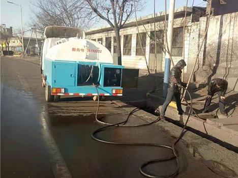 韩城管道疏通维修