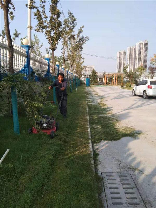 包联单位韩城市环保局