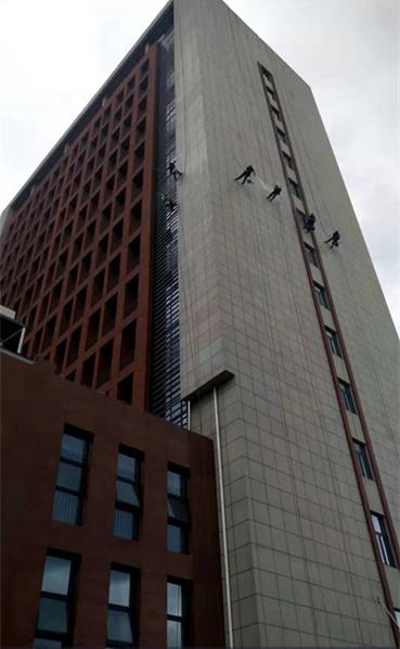 韩城经济开发区外墙清洗