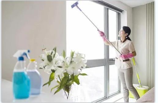 搬新家怎么打扫?开荒保洁谨记这3招,毫不费力住新家!